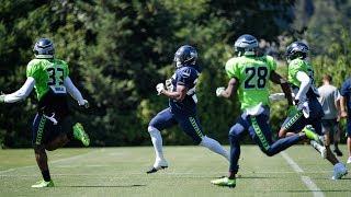 Download Seahawks ″Mock Game″ Recap Video