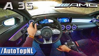 Download 2019 Mercedes AMG A35 4Matic POV Test Drive by AutoTopNL Video