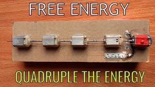Download Uniquest Free Energy Generator | 100% Free Energy | The Most Satisfying Video.. Video
