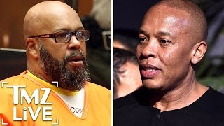 Download DR. DRE Fires Back at SUGE KNIGHT | TMZ Live Video