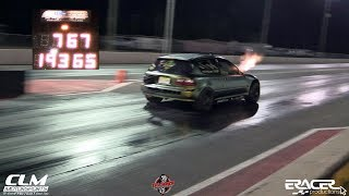 Download AWD Civic 7.67 @ 193mph ″Section 8″ CLM Motorsports | World Record | ERacer Video
