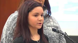 "Download Kaylee Lorincz to Larry Nassar, ""Look at me…Who knew what and when they knew it"" Video"