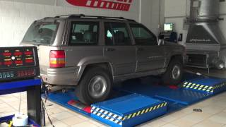 Download Jeep ZJ 5.9 with classic Tuning - 280 HP Video