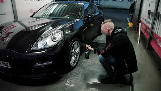 Download Porsche Panamera detailed with FLEX and KAMIKAZE COLLECTION Video