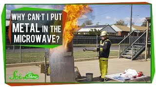 Download Why Can't I Put Metal in the Microwave? Video
