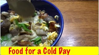 Download -30 Outside Time for some Herb Chicken and Mushroom Stew Video