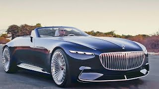 Download Mercedes-Maybach 6 Cabriolet – Extreme Luxury Video