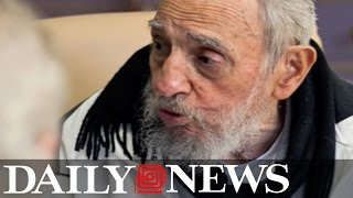 Download Fidel Castro blasts Obamas trip to Cuba Video