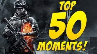 Download TOP 50 GREATEST MOMENTS IN BATTLEFIELD 3 (GameSprout) Video