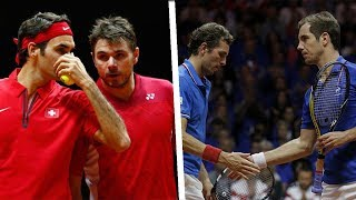 Download Most EXCITING Tennis Doubles Match Ever (60FPS) Video