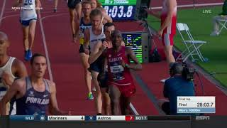Download Highlights | NCAA Men's 10K Video