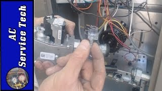 Download Natural Gas to Propane Conversion on a Furnace from Start to Finish! Video