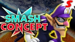 Download How Would Waluigi Work in Super Smash Bros Switch? - Smash Concept Video