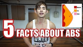 Download 5 facts about Six-Pack Abs Video