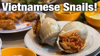 Download Vietnamese Snail Feast in Saigon - Ốc A Sòi Restaurant Video