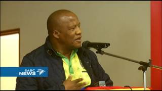 Download It is a tradition that deputy president takes over as president: Mthembu Video