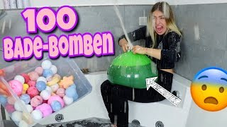 Download 100 Bade-Bomben in XXL Ballon 😳😱 | BibisBeautyPalace Video