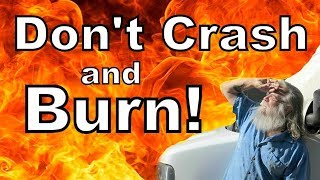 Download Don't Crash & Burn Video