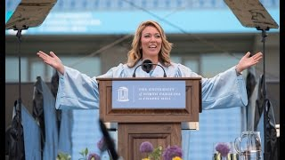 Download Brooke Baldwin | 2017 Spring Commencement Address | UNC-Chapel Hill Video
