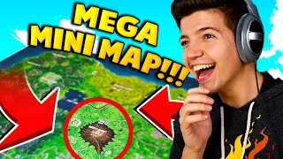 Download USING the WORLDS LARGEST MAP to WIN in Fortnite: Battle Royale! Video