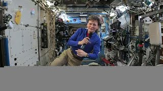 Download NASA Astronaut Peggy Whitson Prepares for Earth Video