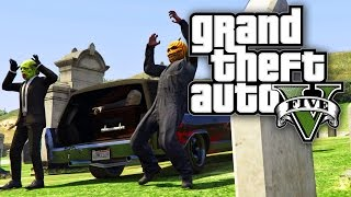 Download GTA 5 Online - HALLOWEEN SLASHER HIDE AND SEEK MODE! (GTA V Online) Video
