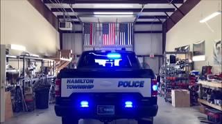 Download 2019 Police Responder Ford F-150 | Hamilton Twp. Police Dept., SoundOff BluePrint Build Video