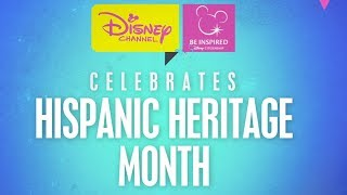 Download Hispanic Heritage Month   Be Inspired   Disney Channel Video