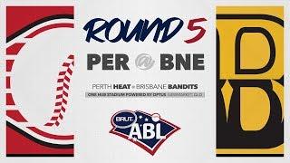 Download Perth Heat @ Brisbane Bandits, R5 | G4 Video