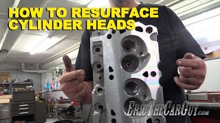 Download How To Resurface Cylinder Heads Video