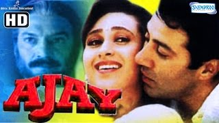 Download Ajay {HD} - Sunny Deol - Karisma Kapoor - Superhit Hindi Movie - (With Eng Subtitles) Video