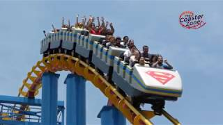 Download Este es el renovado Superman de Six Flags México Video