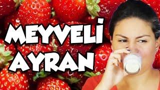 Download Meyveli Ayran Yaptık - Oha Diyorum Mutfakta Video