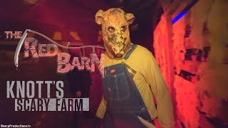 Download The Red Barn (Full Maze) Knott's Scary Farm 2018 Video