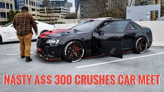 Download This Heavily Modified Chrysler 300s Is Louder Than A Hellcat : ATL Love Video