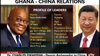 Download Ghana–China Relations - The Pulse on JoyNews (29-8-18) Video