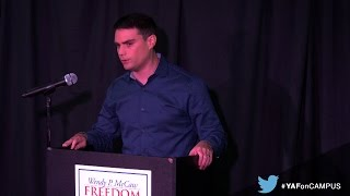 Download Ben Shapiro & Christina Sommers KICKED OFF DePaul Campus, Give Lecture On Next Block Video