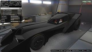 Download GTA 5 DLC Vehicle Customization (Vigilante (Batmobile) Video