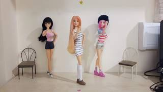 Download TWICE - KNOCK KNOCK (Barbies Dance Cover) [Beauty6] Video