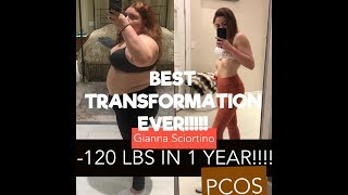 Download WEIGHT LOSS TRANSFORMATION STORY | -120 LBS | PCOS | Happier & Healthier | Journey to self love | Video