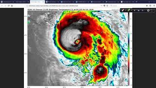 Download Hurricane Michael Discussion: 1:30 AM ET Oct 10, 2018 Video