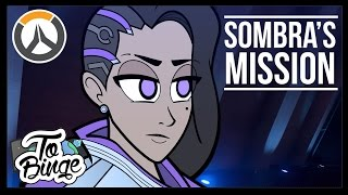 Download Sombra's Mission: An Overwatch Cartoon Video