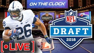 Download 2018 NFL Draft Livestream | Live Reactions and Opinions Video
