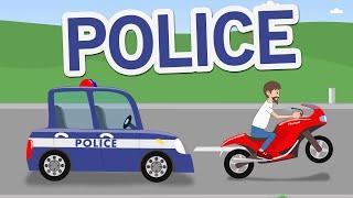 Download Police. Мультик про машинки. Полицейская машина. Развивающий мультик. Мульт машинки 3я серия. Video