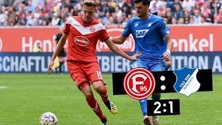 Download Fortuna Düsseldorf vs. TSG 1899 Hoffenheim - 2:1 Video