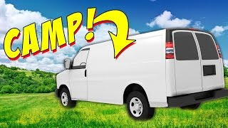 Download CAMP IN A VAN Video
