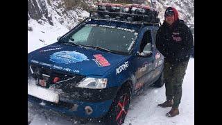 Download 30 ezer kilométer 40 nap alatt egy 500 ezer forintos Dacia Logannal Szibériába és vissza Video