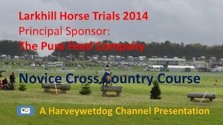 Download Novice Cross Country: British Eventing Larkhill Horse Trials 2014 Video