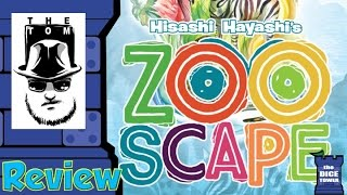 Download Zooscape Review - with Tom Vasel Video