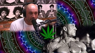 Download Joe Rogan & Dorian Yates chat about weed Video